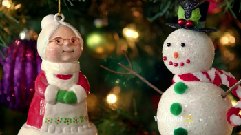 Walmart Black Friday TV Spot, 'Decorations' - 57 commercial airings