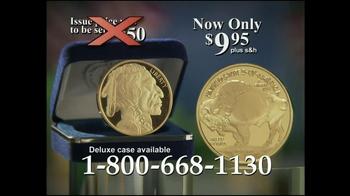 National Collector's Mint TV Spot, '2014 Buffalo' - Thumbnail 10