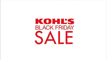 Kohl's Black Friday TV Spot, 'Football' - Thumbnail 5