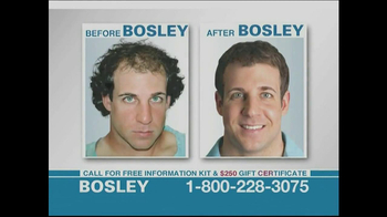 Bosley TV Spot, '$250 Savings' - Thumbnail 3