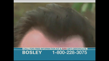 Bosley TV Spot, '$250 Savings' - Thumbnail 4