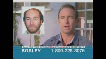 Bosley TV Spot, '$250 Savings' - Thumbnail 5