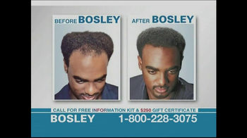 Bosley TV Spot, '$250 Savings' - Thumbnail 8