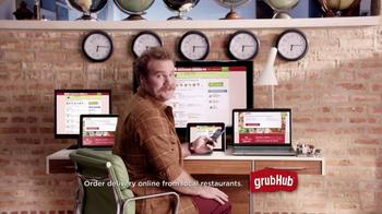 GrubHub TV Spot, 'Dennis' - Thumbnail 7