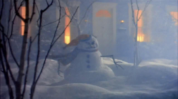 Campbell's Chicken Noodle Soup TV Spot, 'Snowman' - Thumbnail 1