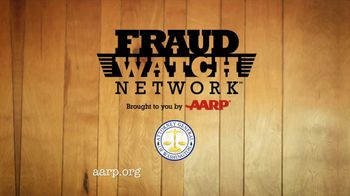 AARP Fraud Watch Network TV Spot, 'Scams'