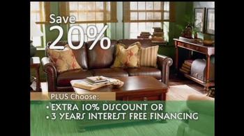 Bassett Weekend Sale TV Spot - Thumbnail 4