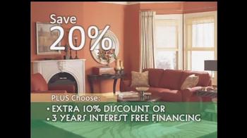 Bassett Weekend Sale TV Spot - Thumbnail 5