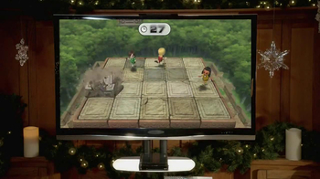 Nintendo Wii U TV Spot, 'Happy Holi-Games' Featuring Bradley Steven Perry - 20 commercial airings