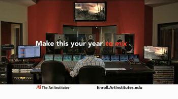 The Art Institutes TV Spot, 'Your Year'