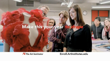 The Art Institutes TV Spot, 'Your Year' - Thumbnail 3