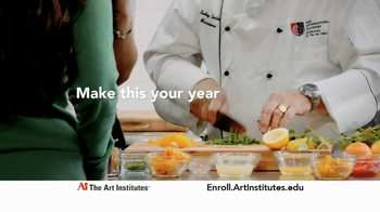 The Art Institutes TV Spot, 'Your Year' - Thumbnail 4