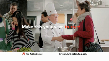 The Art Institutes TV Spot, 'Your Year' - Thumbnail 5
