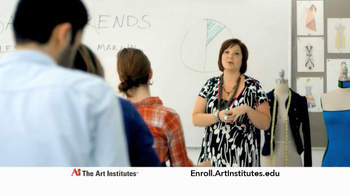 The Art Institutes TV Spot, 'Your Year' - Thumbnail 6