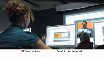 The Art Institutes TV Spot, 'Your Year' - Thumbnail 7