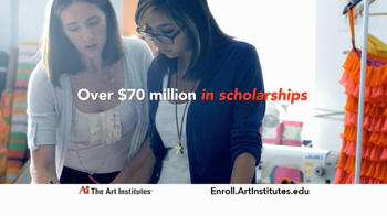 The Art Institutes TV Spot, 'Your Year' - Thumbnail 8