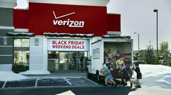 Verizon Black Friday TV Spot, 'North Pole Rentals'
