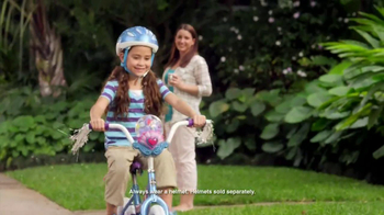 Huffy Disney Princess Little Mermaid Bike TV Spot