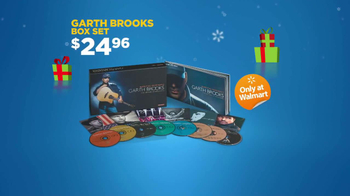 Walmart TV Spot, 'Garth Brooks Box Set' Featuring Garth Brooks - Thumbnail 8