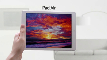 Amazon Kindle Fire HDX 8.9 TV Spot, 'Compared with iPad Air' - Thumbnail 2