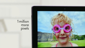 Amazon Kindle Fire HDX 8.9 TV Spot, 'Compared with iPad Air' - Thumbnail 5