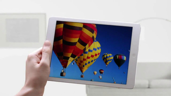 Amazon Kindle Fire HDX 8.9 TV Spot, 'Compared with iPad Air' - Thumbnail 6