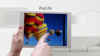 Amazon Kindle Fire HDX 8.9 TV Spot, 'Compared with iPad Air' - Thumbnail 8