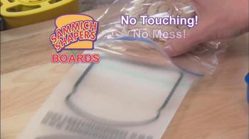Sammich Shapers TV Spot - Thumbnail 7
