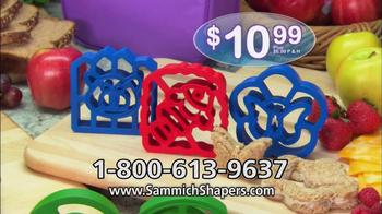Sammich Shapers TV Spot - Thumbnail 8