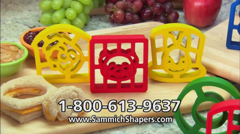 Sammich Shapers TV Spot - Thumbnail 9