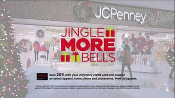 JCPenney TV Spot, 'Mall Carolers' - Thumbnail 10