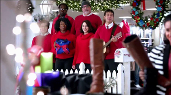 JCPenney TV Spot, 'Mall Carolers' - 1388 commercial airings