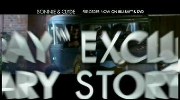 Bonnie & Clyde Blu-ray and DVD TV Spot - Thumbnail 6