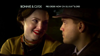 Bonnie & Clyde Blu-ray and DVD TV Spot - Thumbnail 8