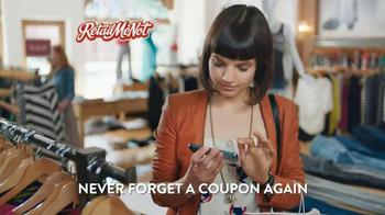 Retailmenot.com TV Spot, 'Never Forget a Coupon' - Thumbnail 1