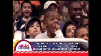 Key Arena TV Spot, 'Original Harlem Globetrotters'