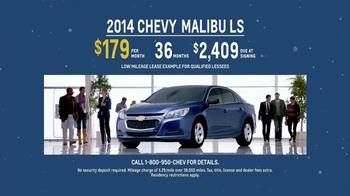 2014 Chevrolet Malibu TV Spot, 'We're Next' - Thumbnail 10