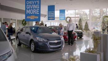 2014 Chevrolet Malibu TV Spot, 'We're Next' - Thumbnail 2
