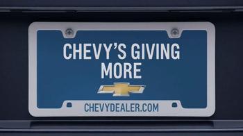 2014 Chevrolet Malibu TV Spot, 'We're Next' - Thumbnail 9