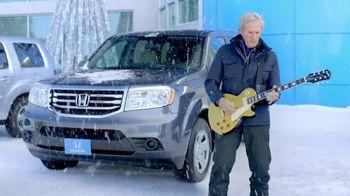 Honda Happy Honda Days TV Spot, 'Skis' Featuring Michael Bolton - 350 commercial airings