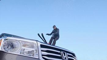 Honda Happy Honda Days TV Spot, 'Skis' Featuring Michael Bolton - Thumbnail 3