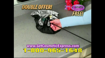 Cosmetic Express TV Spot - Thumbnail 10