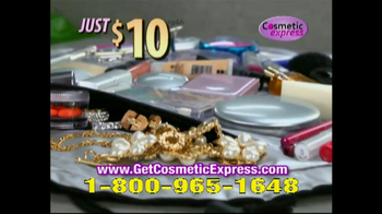 Cosmetic Express TV Spot - Thumbnail 9