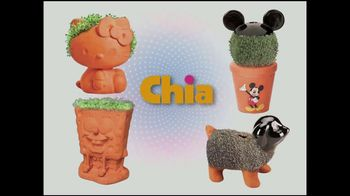 Chia Pet TV Spot, \'Watch it Grow\'