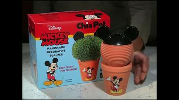 Chia Pet TV Spot, 'Watch it Grow' - Thumbnail 4