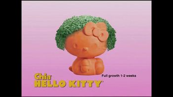 Chia Pet TV Spot, 'Watch it Grow' - Thumbnail 8