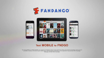 Fandango TV Spot, 'This Face' Featuring Kevin Hart - Thumbnail 9