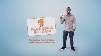 Fandango TV Spot, 'This Face' Featuring Kevin Hart - Thumbnail 4