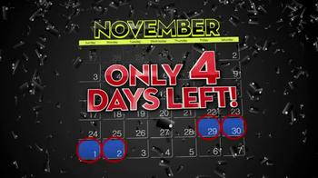 Hyundai Black Tag Clearance Event TV Spot, 'Final 4 Days' - Thumbnail 1