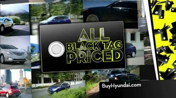 Hyundai Black Tag Clearance Event TV Spot, 'Final 4 Days' - Thumbnail 4
